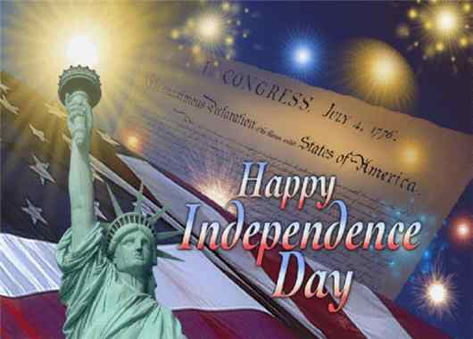 happy independence 4th of July day