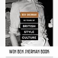 Ben Sherman Winners!
