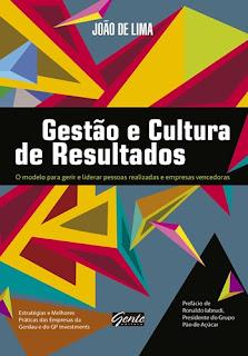 Gestão e cultura de resultados (João de Lima)