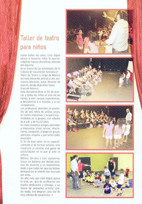 Colonia Club Bigua
