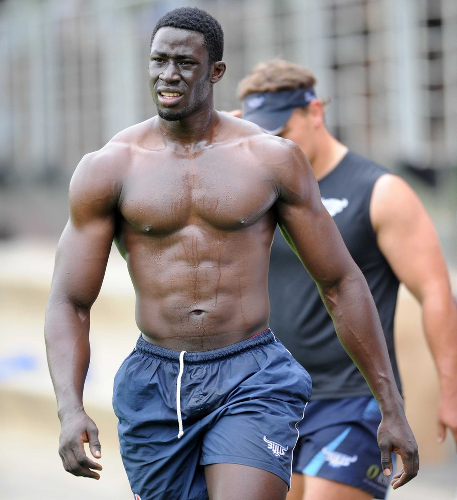 Macho Hunk: Famous Sportsmen -South African Rugby Team