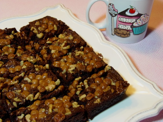 Palmer House Brownies Recipe