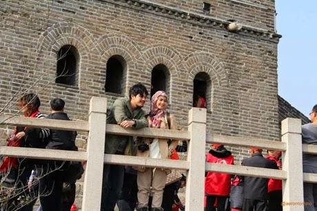 Review Assalamualaikum Beijing Movie Romantis Morgan Smash