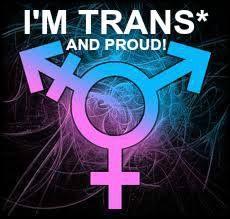 trans proud