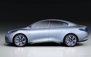 Renault Fluence ZE Concept 3