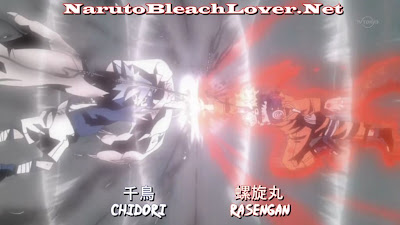 Chidori VS Rasengan