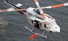 Helicoptero 112 del Gobierno de Cantabria