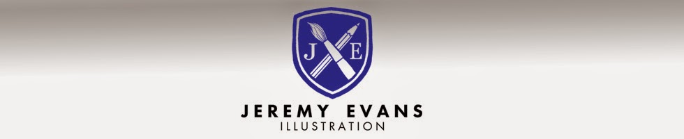 Jeremy Evans Illustration