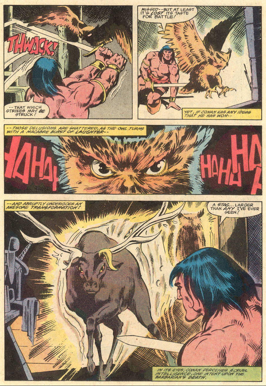 Conan the Barbarian (1970) Issue #135 #147 - English 9