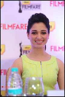Tamannah Latest Pictures at 60th Idea Filmfare Awards Press Conference ~ Celebs Next