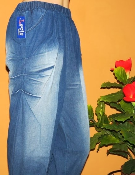Kulot Jeans Murah
