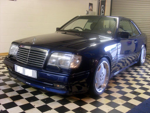 Mercedes benz e36 amg w124 coupe japan style benztuning for Mercedes benz w124 tuning
