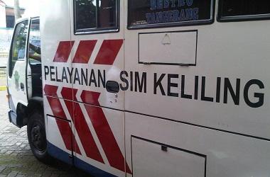 Jadwal SIM Keliling untuk Wilayah Bogor Bulan Agustus 2013
