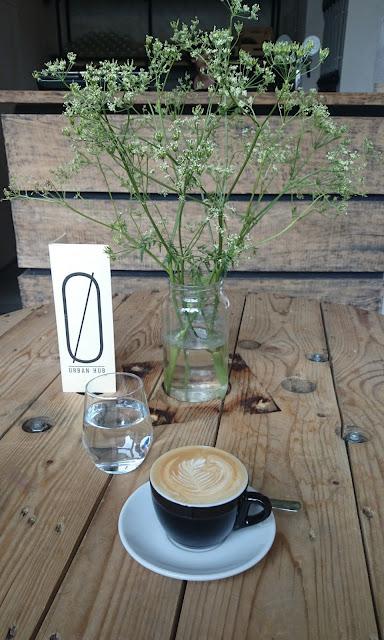 Cappuccino ve SKOG Urban Hub