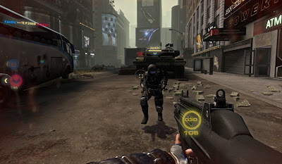 Nuclear Dawn PC Game Free Download