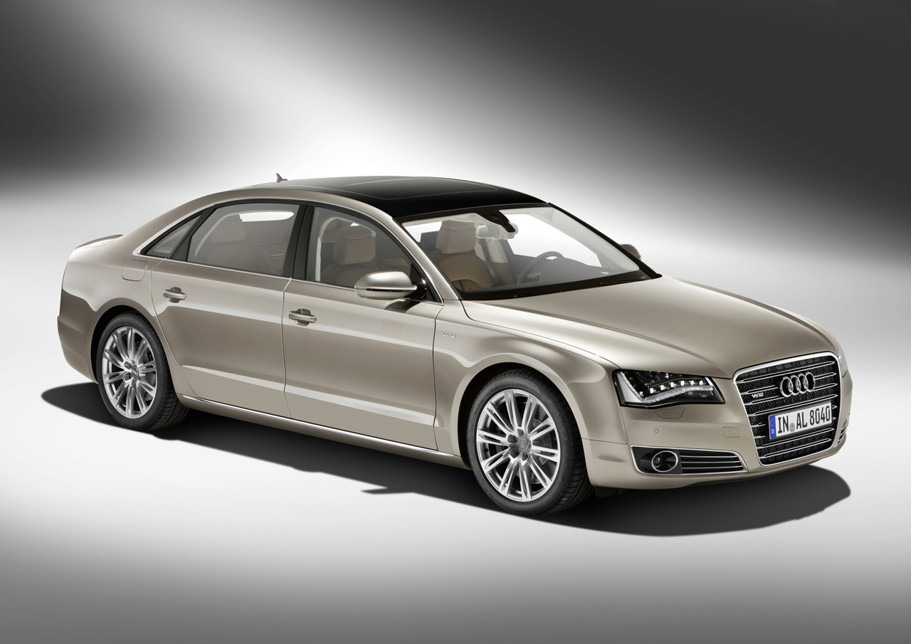 Audi A8 W12 >> Luxury Cars | Latest Car Magazine