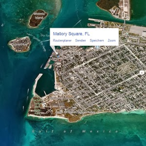 Sonnenuntergang Key West - Link zu Bing/Maps