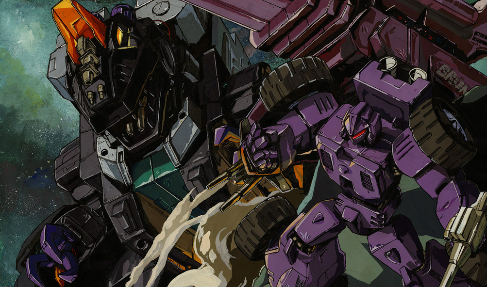 Live action Trypticon is my life dream for the new Transformers  Trypticon War For Cybertron Toy