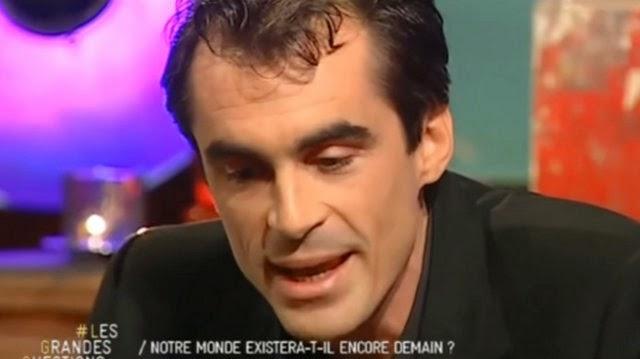 Raphaël Enthoven sur France 5