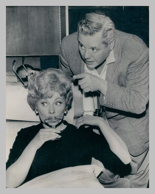 ... Lucille Ball. Lucyu0027s Account Of The Famous Pregnancy Episode, In Which  They Broke Character With Their Tears. The Scene She Describes Is The One  That We ...
