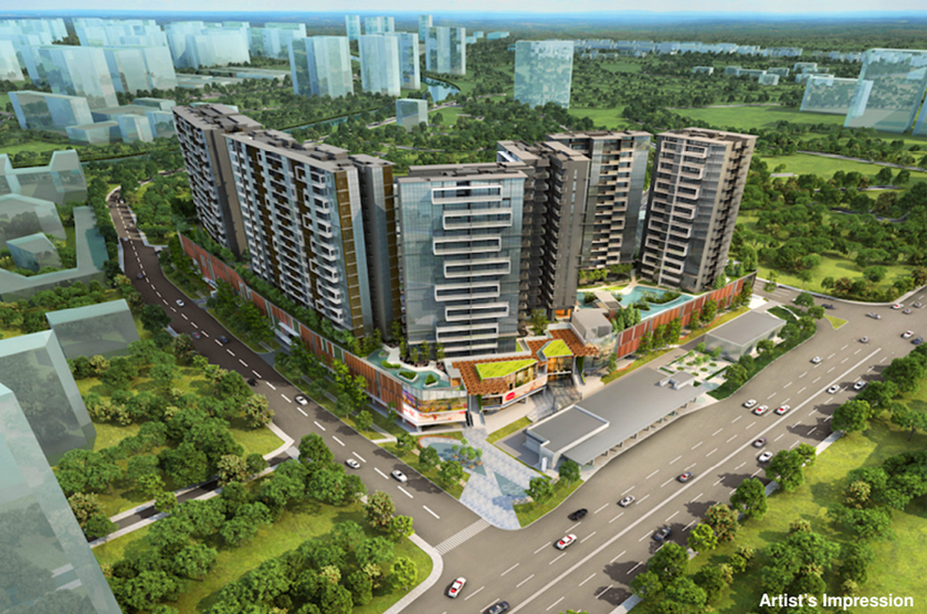 The Andrew Residences - A Perfect Place To Live, Dine, And Shop !