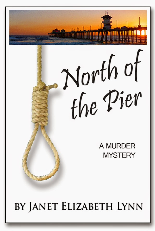 North of the Pier, a murder mystery