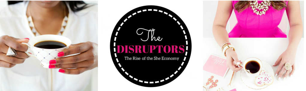 The Disruptors I Owning the Power to Control Your Destiny