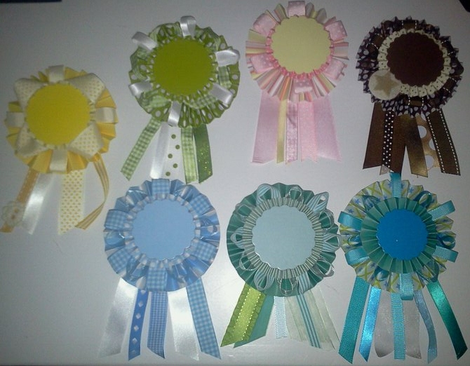 for you to choose from so you can customize your baby shower corsage