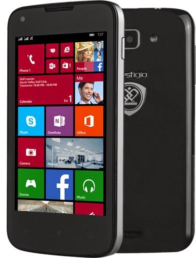 Prestigio MultiPhones 8400 DUO