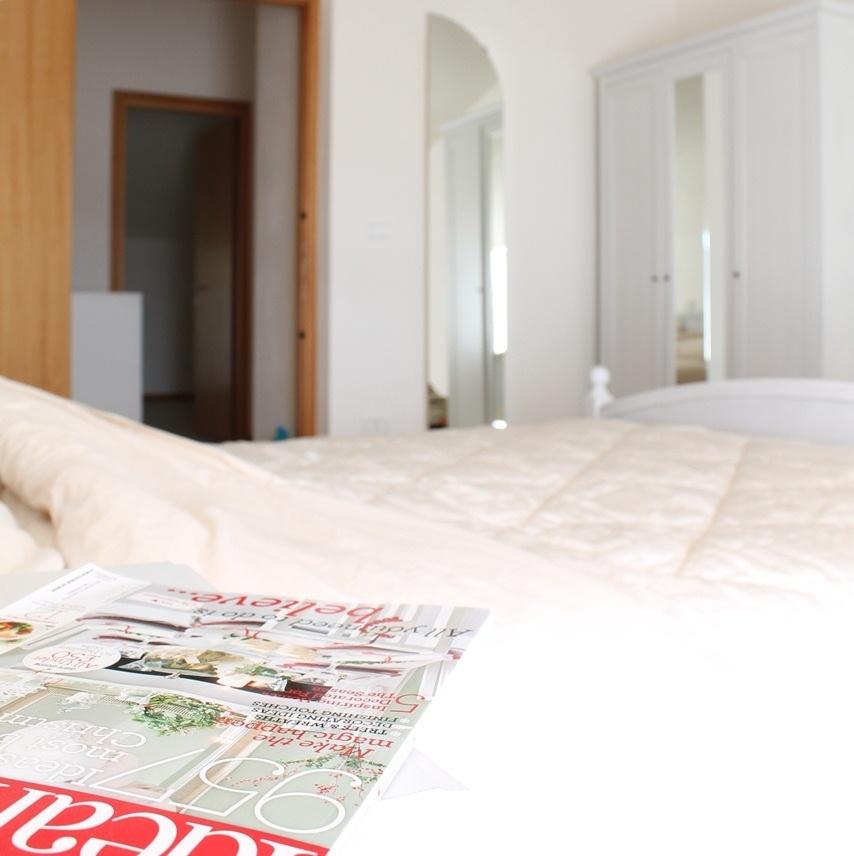 La boite magique sistemando casa la struttura letto for Idea casa arezzo