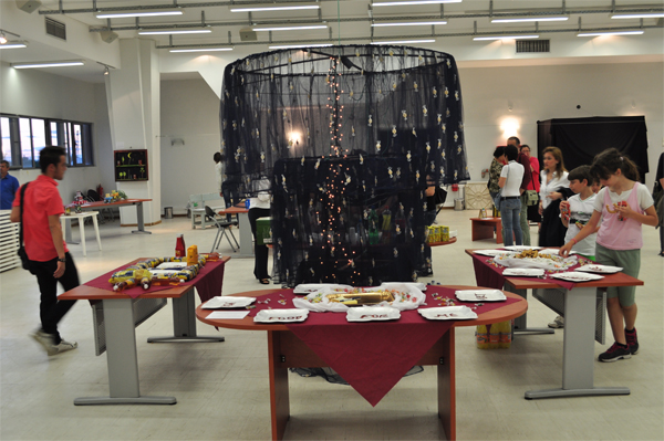 textile arts factory