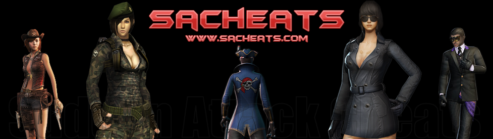 Sudden Attack Cheats - SACheats Hacks