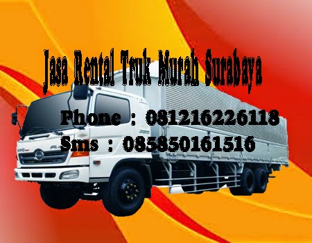Jasa Rental Truk Box Surabaya-Majalengka