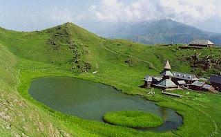 Prasharlake Himachal Pradesh