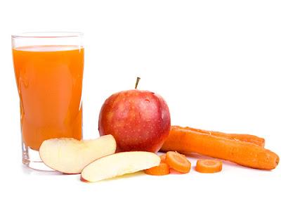 عصير التفاح فى البيت, طريقة عمل عصير تفاح