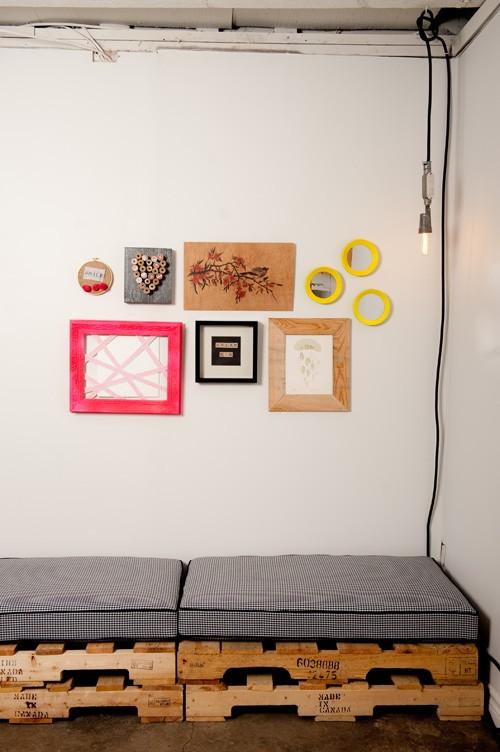 Repurposed Pallet Furniture