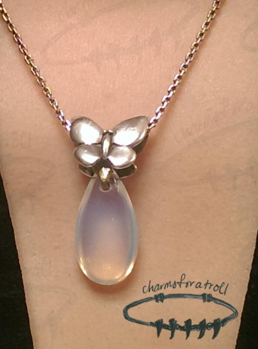 Trollbeads Fantasy Butterfly