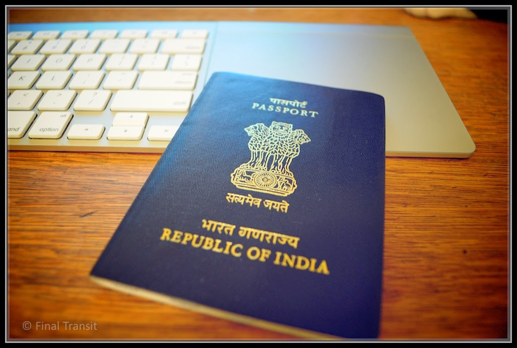 Passport Appointment Booking
