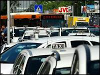Такси в Италии