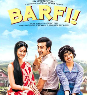 Barfi! (2012) Movie Poster