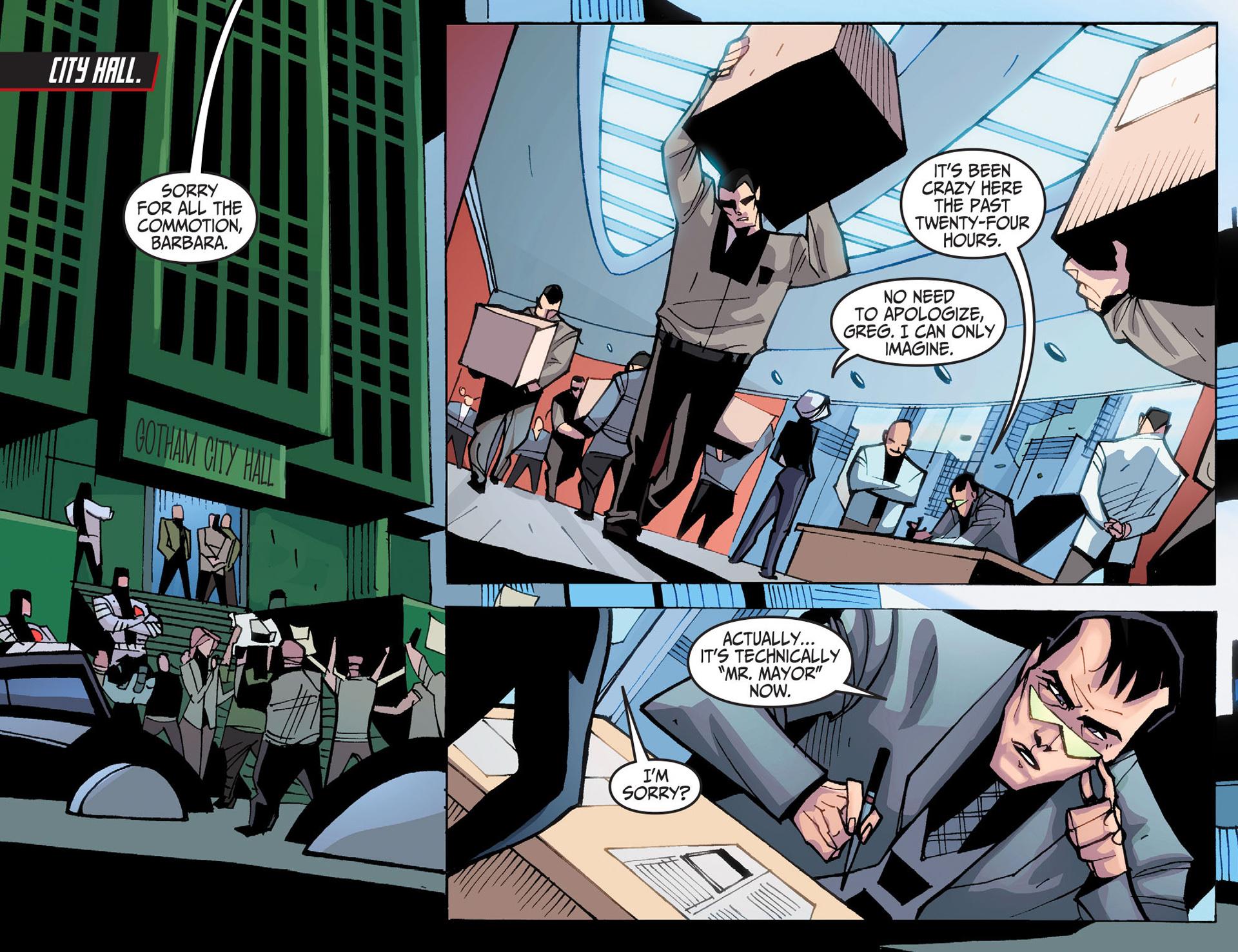 Batman Beyond 2.0 #3 #38 - English 13