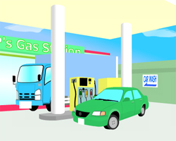 Solucion Find the Escape-Men 52: In the Gas Station