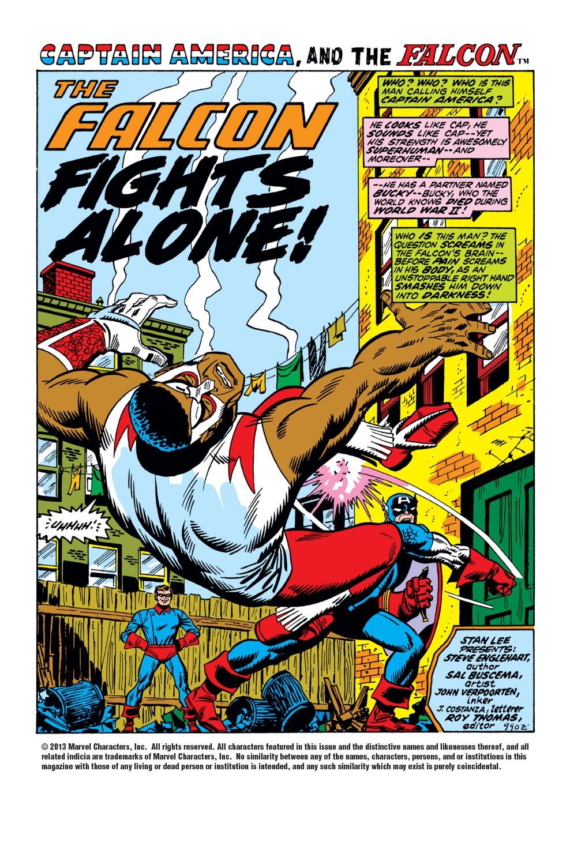 Captain America (1968) Issue #154 #68 - English 2