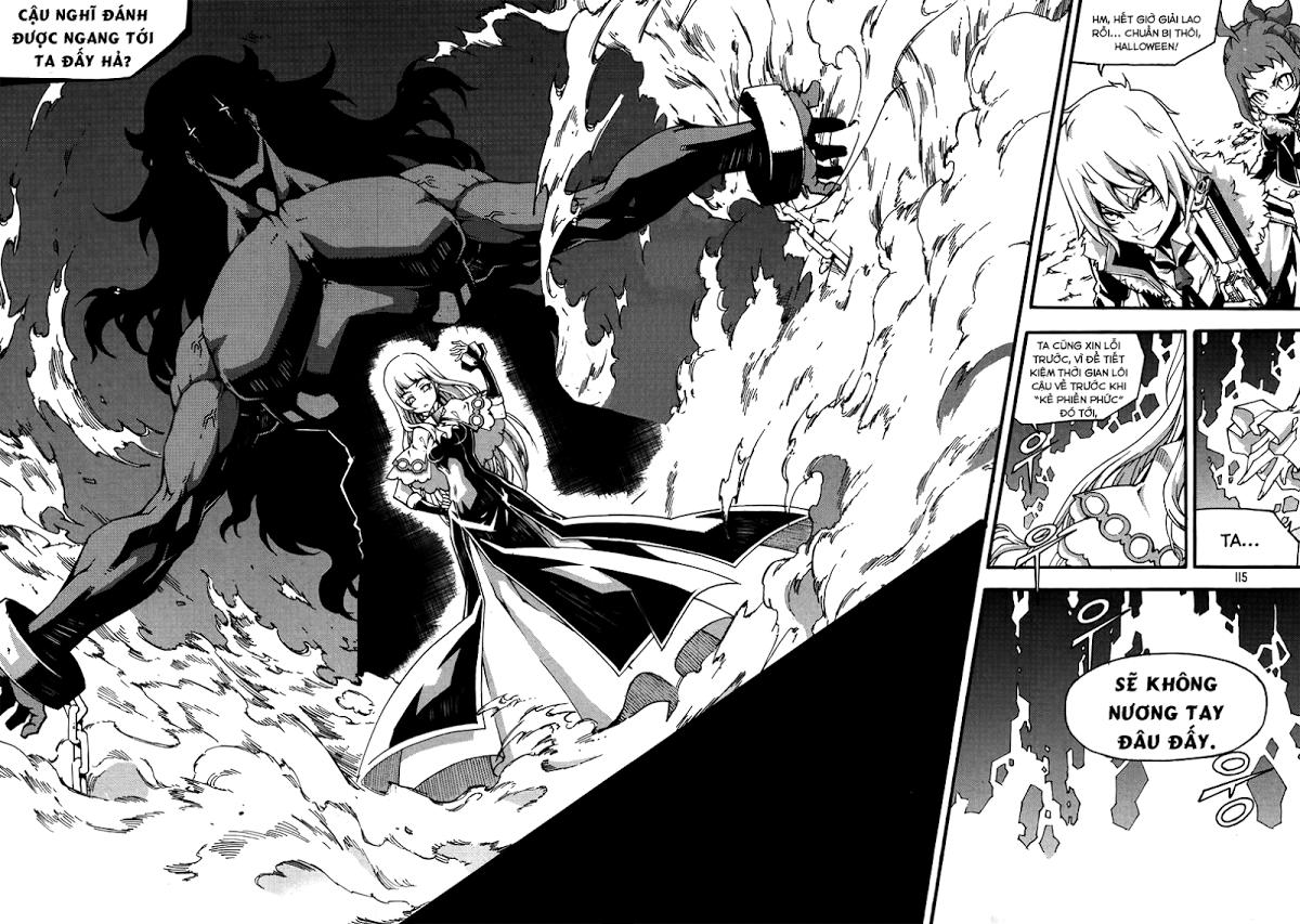 Witch Hunter – Thợ Săn Phù Thủy chap 78 Trang 9 - Mangak.info