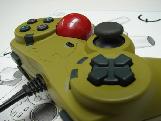 Trackball Controller for PC Gaming