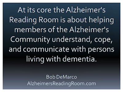 At its Core the Alzheimer's Reading Room
