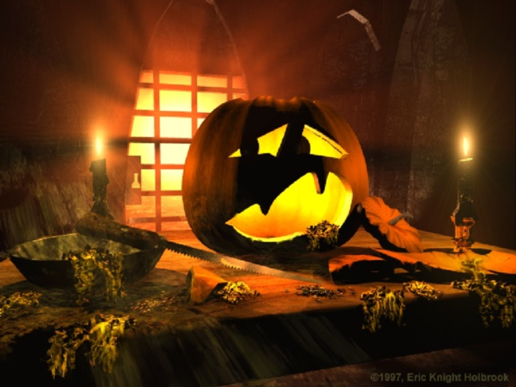 Halloween Gallery Photo Wallpaper HD