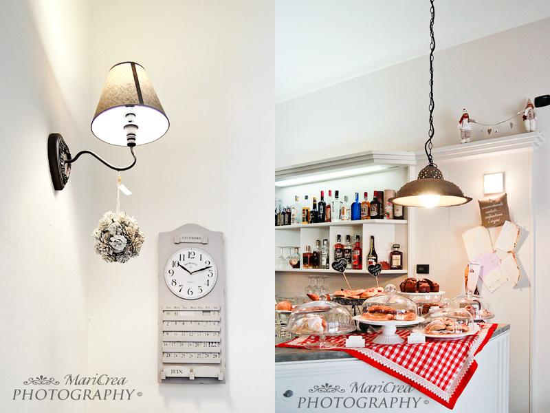 Caffetteria in stile provenzale