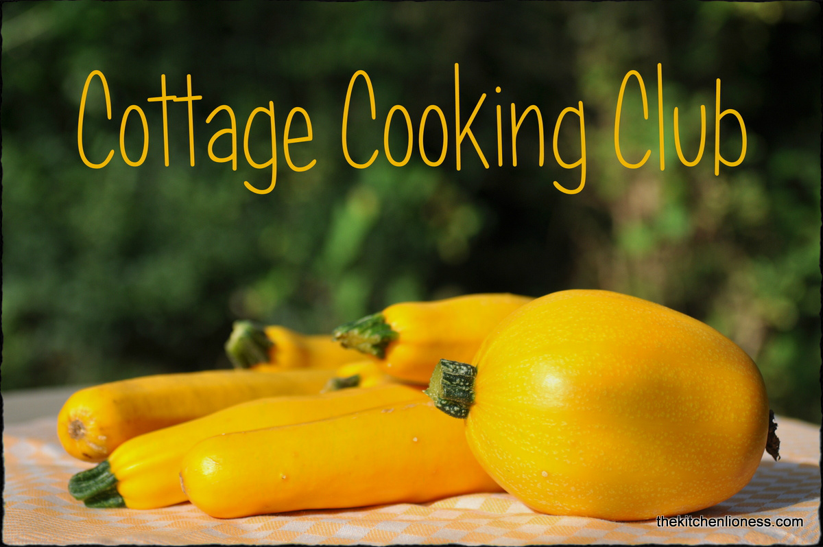 The kitchen lioness the cottage cooking club october for October recipes