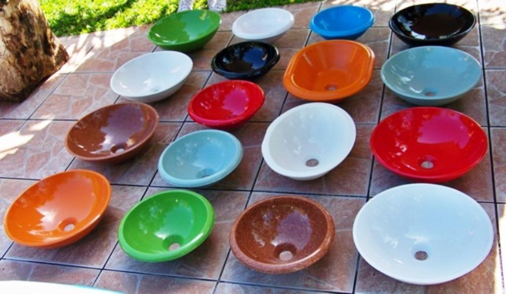 Larissa Rodrigues  Junho 2013 -> Como Fazer Uma Cuba Para Banheiro Artesanal